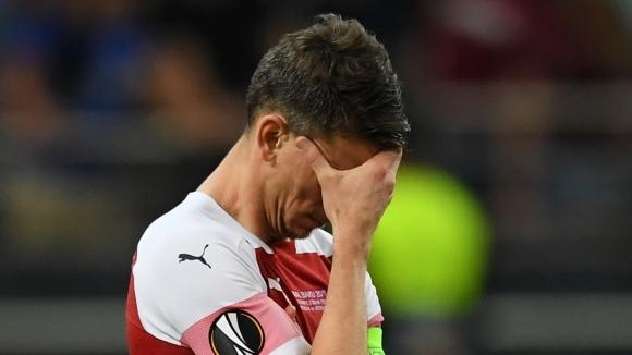 Доскорошният капитан на Арсенал Лоран Косиелни се е разбрал с