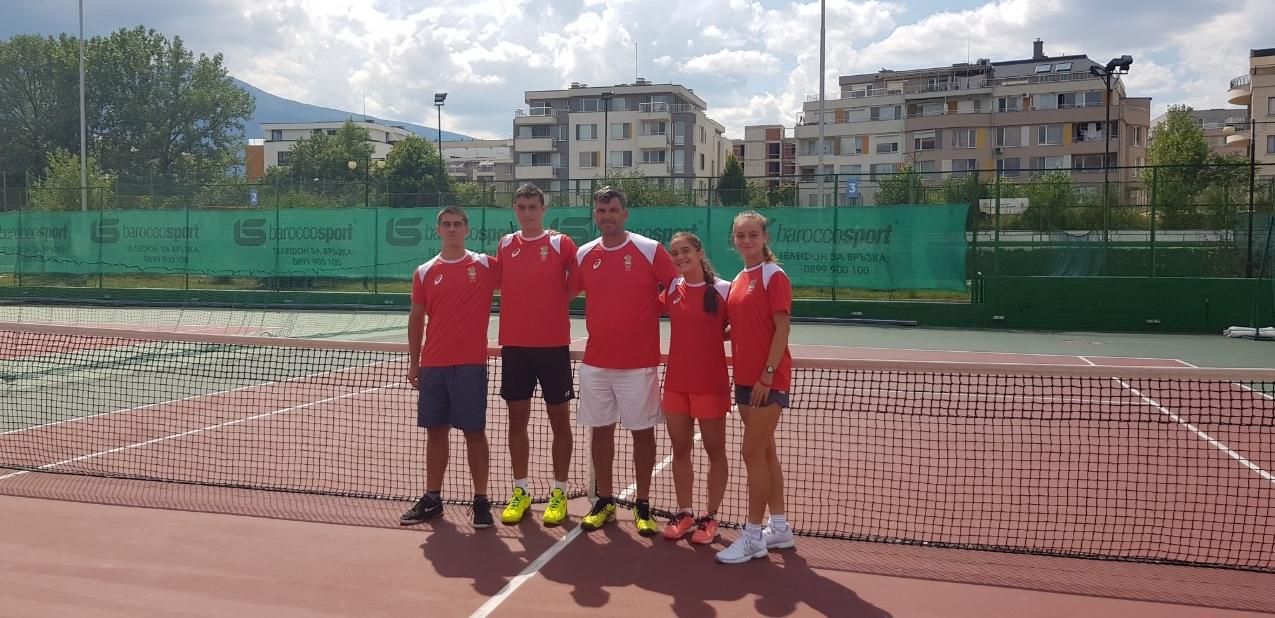 Победи в турнирите по двойки записаха българските тенисисти на Олимпийския