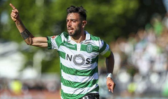 Бруно Фернандеш иска да играе в английското футболно първенство, пише