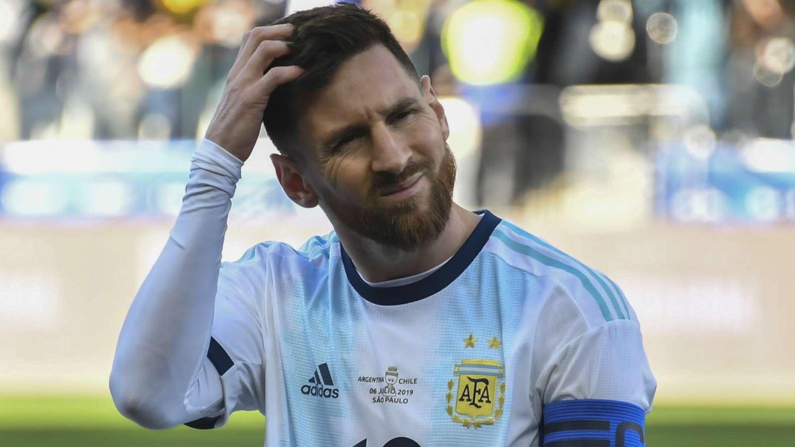 Нападателят на Барселона и Аржентина Лионел Меси получи леко наказание