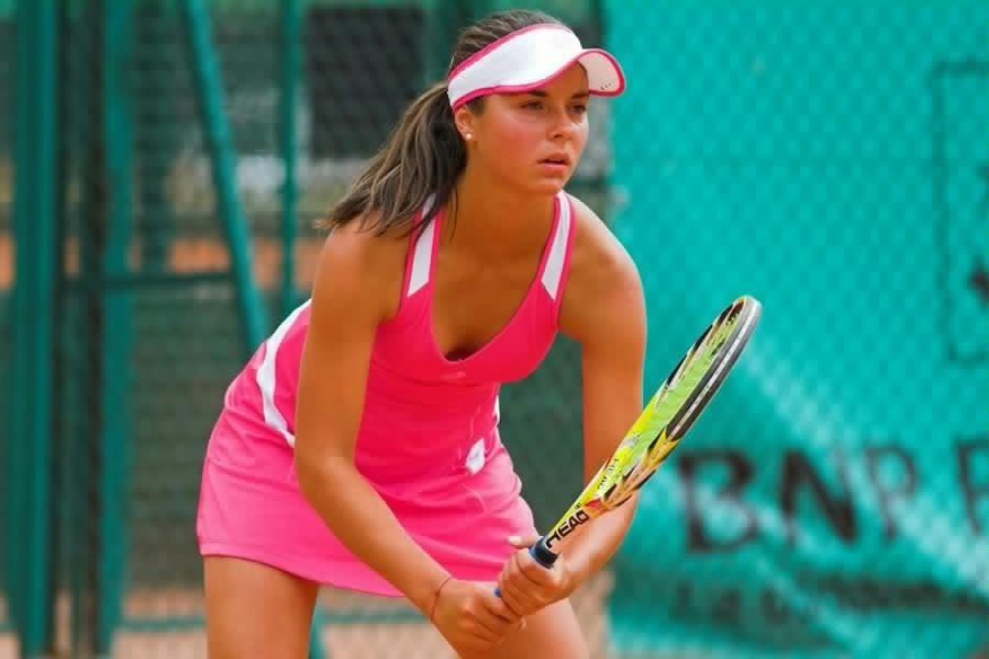 През уикендаВиктория Томова спечели най-голямата титла в кариерата си, след