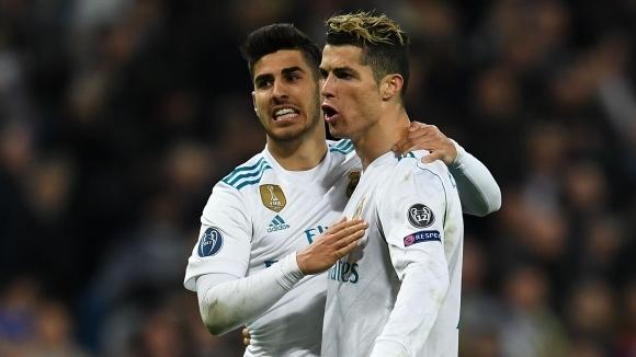 Бившата суперзвезда на Реал Мадрид и настояща на Ювентус -