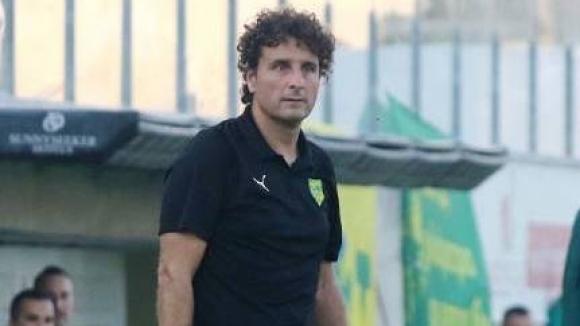Старши треньорът на АЕК (Ларнака) Иманол Идиакес е доволен от