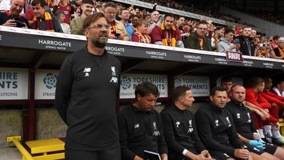 Мениджърът на Ливърпул Юрген Клоп е категоричен, че повече не