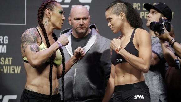 Президентът на UFC Дана Уайт има голямо желание да види