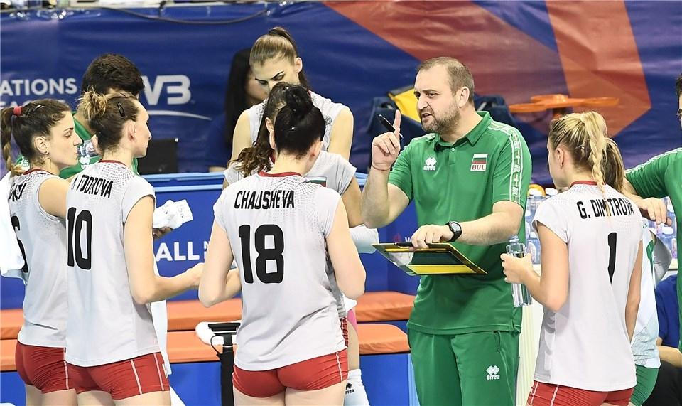 Волейболистките от националния отбро на България ще стартират срещу Аржентина