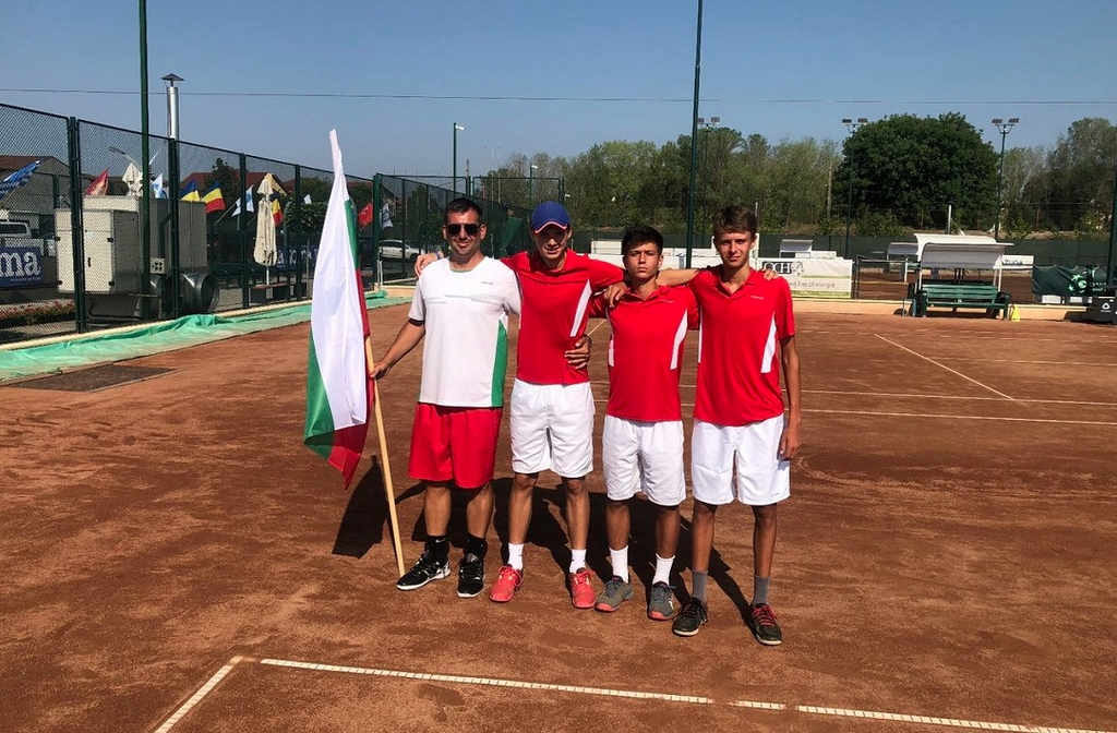 Юношите на България до 16 г. започнаха с убедителна победа