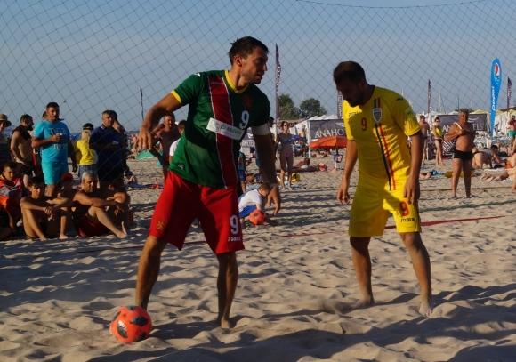 Снимка: Стара Загора приема 3 кръга от държавното по плажен футбол от 2 до 4 август