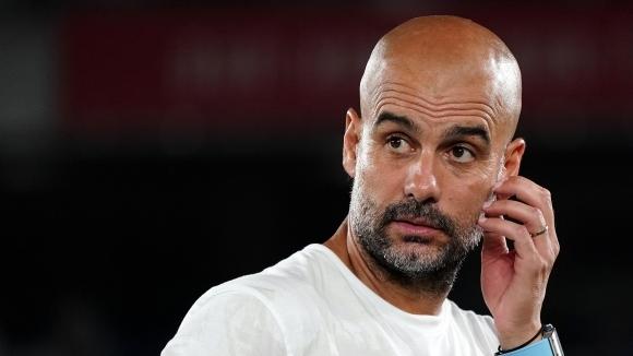 Луис ван Гаал разкритикува мениджъра на Манчестър Сити Джосеп Гуардиола