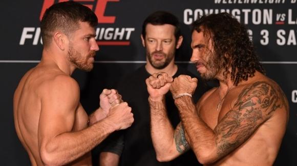Битката на ветераните в UFC Джим Милър и Клей Гуида