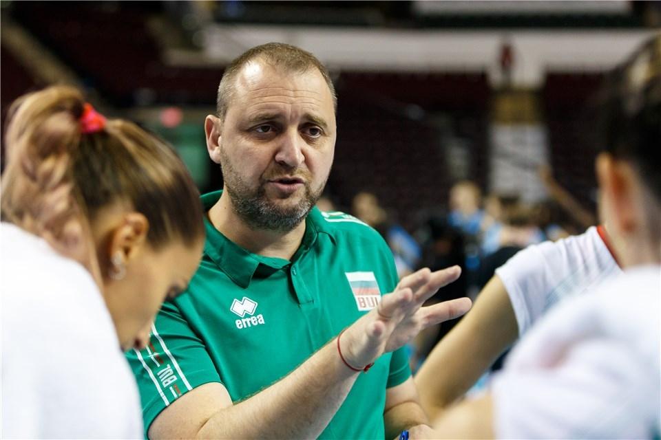 Националките на България не успяха да повалят домакините на олимпийската