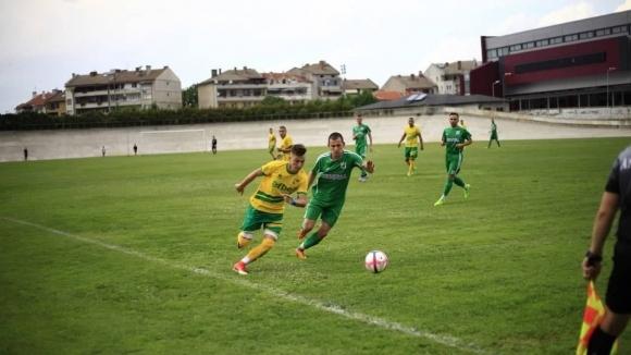 Отборът на Свиленград започна с победа новия сезон в Трета