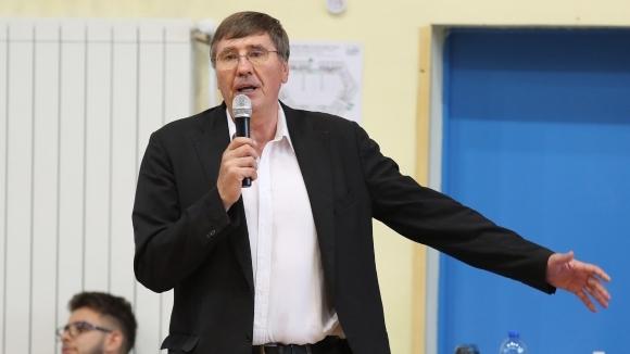 Президентът на българската федерация по баскетбол Георги Глушков сподели, че