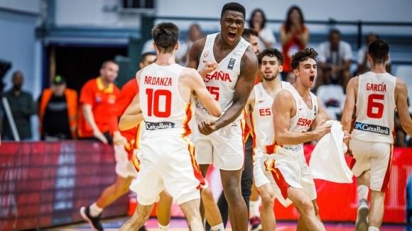 Испания отново е европейски шампион за юноши до 18 години,