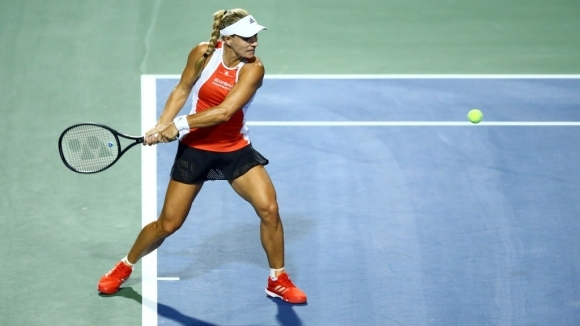 Анжелик Кербер отпадна в първия кръг на турнира по тенис