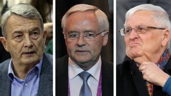 Швейцарската федерална прокуратура е повдигнала обвинителен акт срещу трима бивши