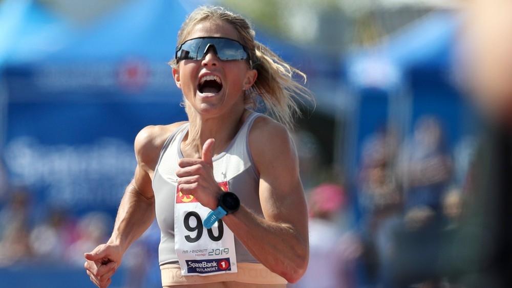 Голямата звезда на норвежкото ски бягане при жените Тереза Йохауг