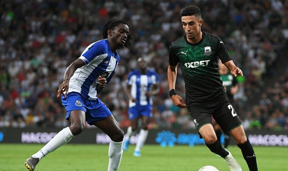 Порто постигна ценна победа с 1:0 в гостуването си на