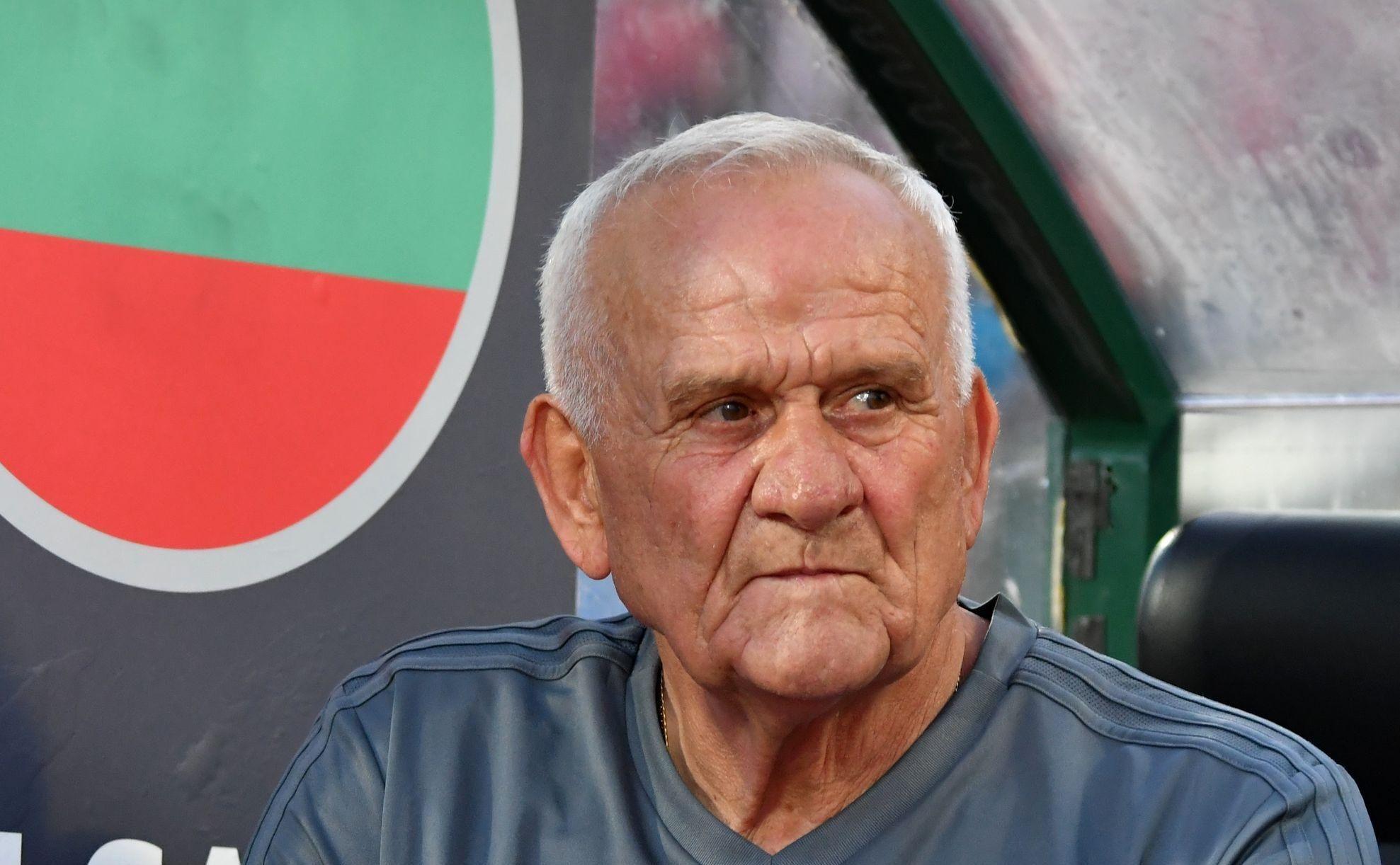 Старши треньорът на ЦСКА-София Люпко Петрович беше откровен след мача
