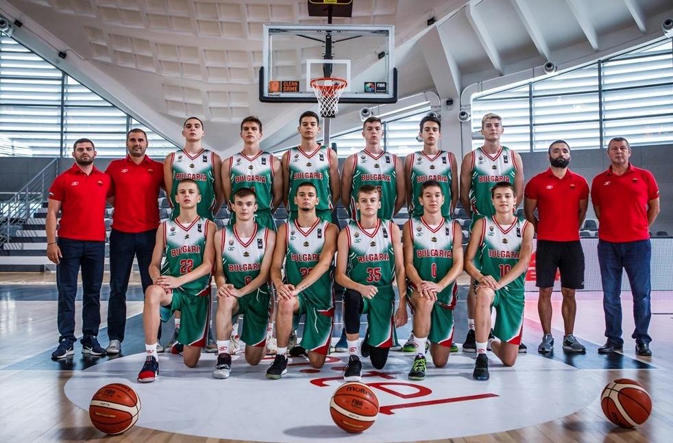 Националният отбор на България по баскетбол постигна втора победа на