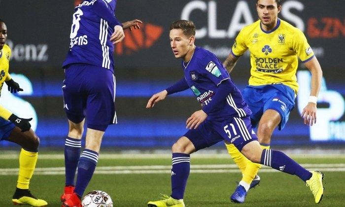 Андерлехт не успя да стигне до победа и в третия