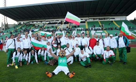 България запази мястото си във II лига на Европейското отборно