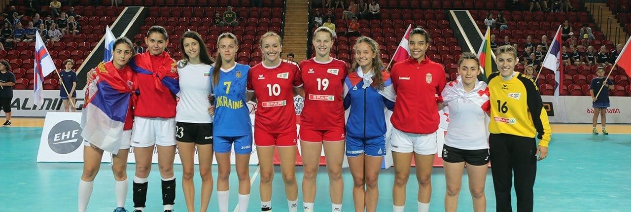 Мари Томова получи приза за най-добър реализатор на Европейското първенство