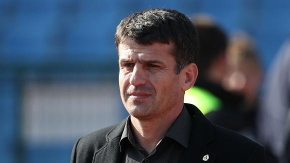 Треньорът на Монтана Владимир Иванов - Фугата изрази разочарованието след