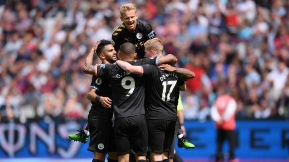 Шампионите на Англия от Манчестър Сити се разминаха с трансферна