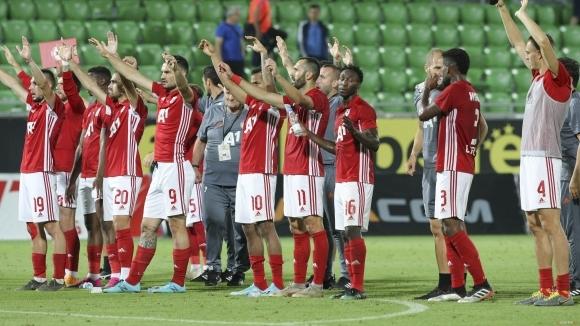 Защитникът на ЦСКА-София Иван Турицов е убеден, че червените ще