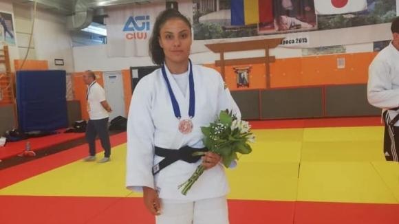 Катерина Дойчева спечели бронзов медал в категория до 78 килограма