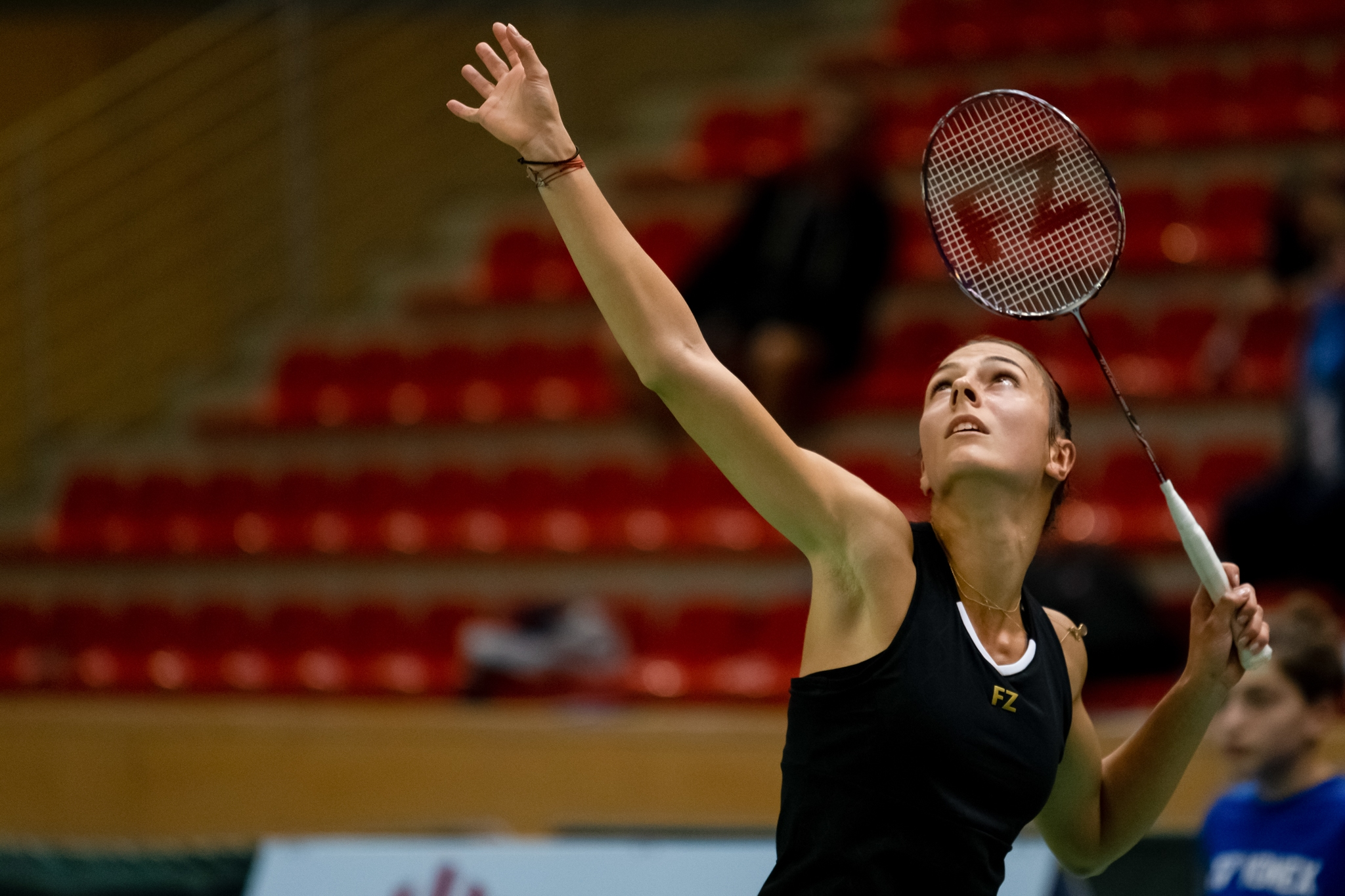 Мария Мицова се класира на полуфиналите на турнира по бадминтон