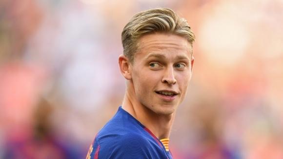 Цели десетима футболисти от стартовия състав на Барселона в петък