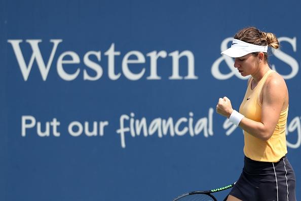 Шампионката от 2016 година Каролина Плишкова (Чехия) и трикратната финалистка