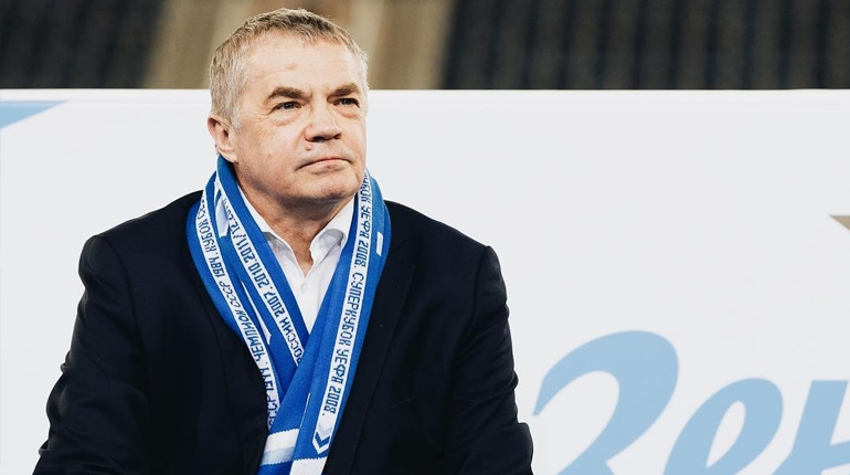 Генералният директор на Зенит Александър Медведев не се притеснява от