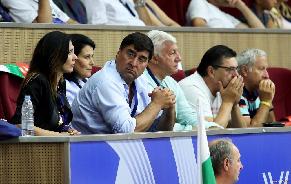 Мъжкият национален отбор на България бе много близо до успех