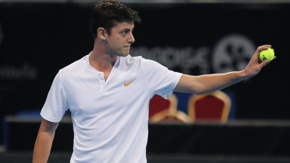 Българинът Александър Лазаров отпадна във втория кръг на турнира по
