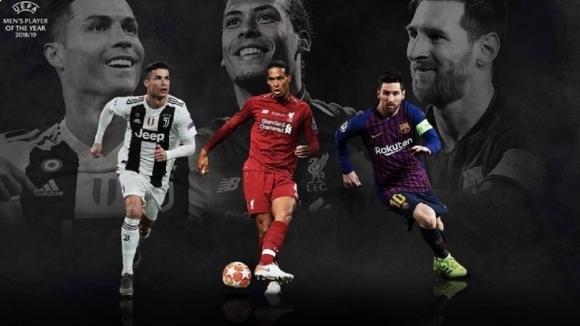 УЕФА обяви кои са тримата най-добри играчи за изминалия сезон