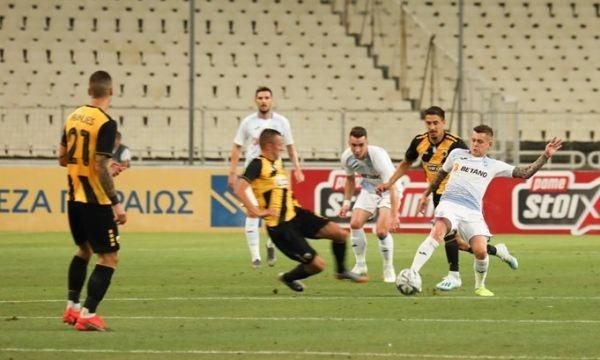 Гръцкият АЕК се класира за плейофите в Лига Европа, след