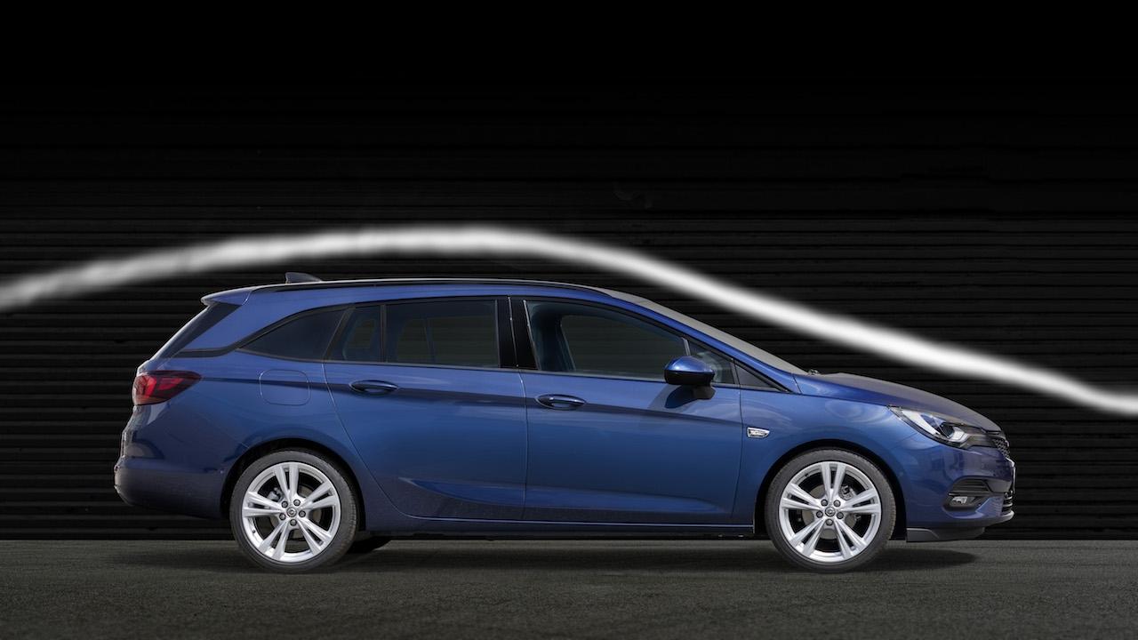 Новият Opel Astra, който ще отбележи световната си премиера на