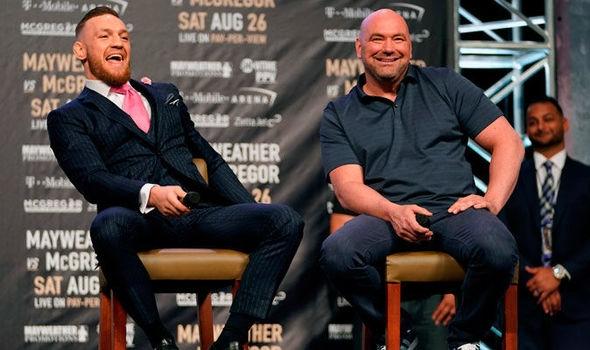 Босът на UFC Дейна Уайт е знаел за поредния инцидент