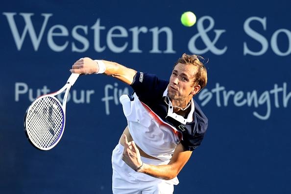 Руснакът Даниил Медведев е тенисистът с най-много победи през 2019
