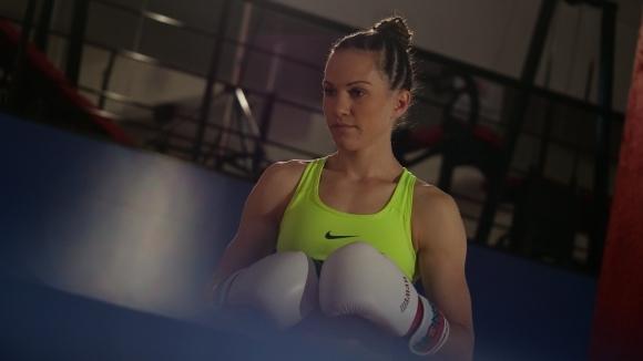 И световната шампионка по бокс Станимира Петрова се включи в