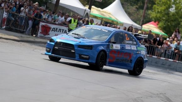 """Камен Василев от отбора на """"КА-2 Рейсинг"""" завърши на четвърто"""