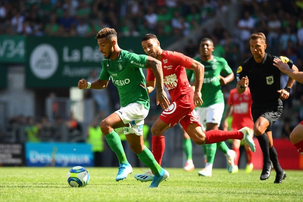 Новакът във френската Лига 1 Брест завърши наравно 1:1 като