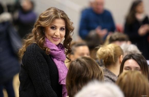 Президентът на Българската федерация по художествена гимнастика Илиана Раева е