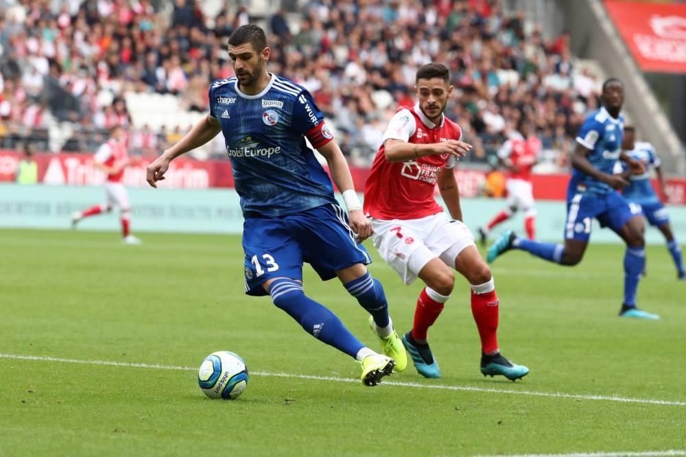 Реймс и Страсбург завършиха 0:0 в мач от втория кръг