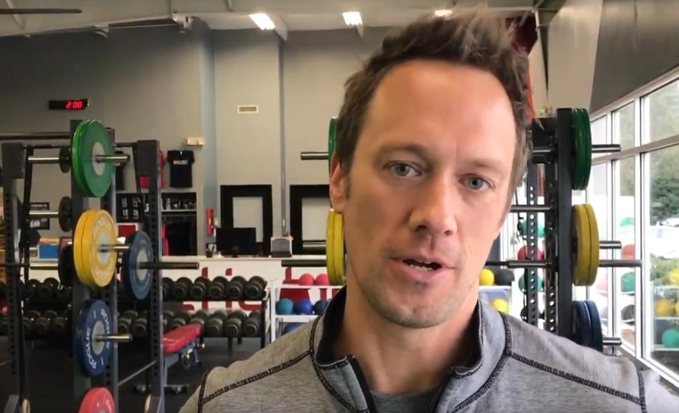 Треньорът по физическата подготовка на женския национален отбор по волейбол