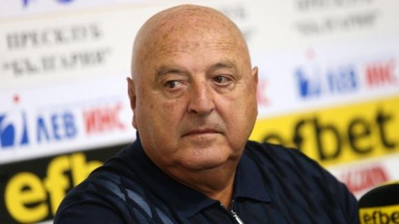 Президентът на Славия Венцеслав Стефанов говори за ситуацията около клуба