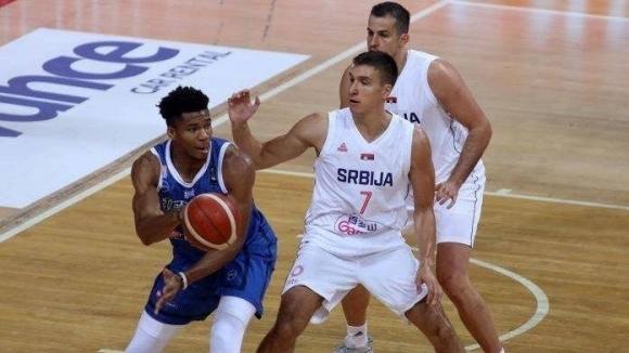 Богдан Богданович наниза 28 точки за победата на Сърбия над